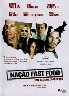 Nação Fast Food: Uma Rede de Corrupção – Legendado (2006)