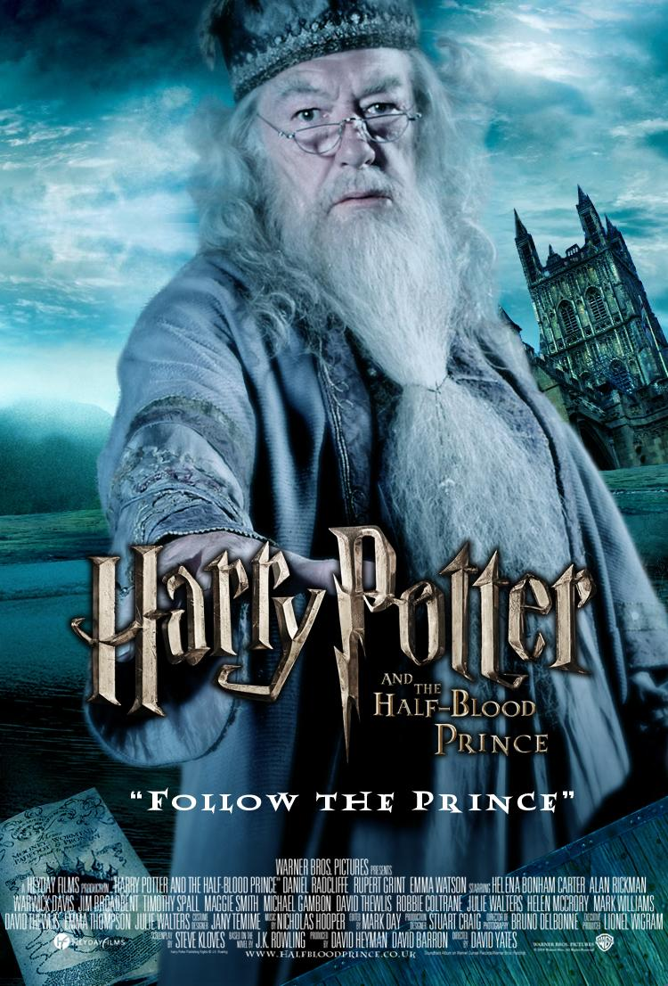 Harry Potter and the Half-Blood Prince - Movies Maniac
