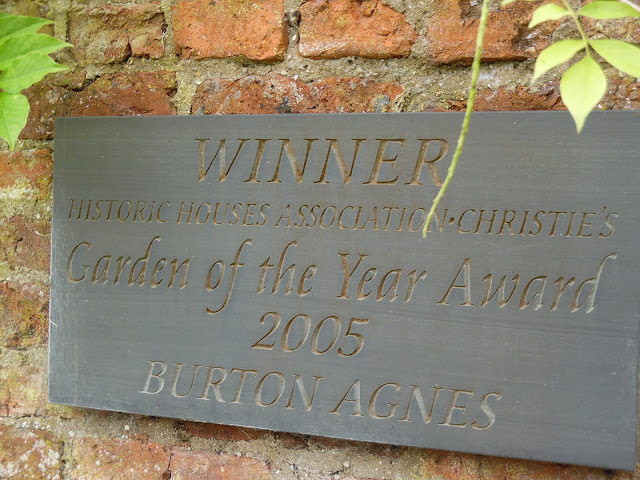 Garden of the Year Award