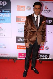 Red Carpet of Most Stylish Awards 2017 ~ Manoj Bajpayee  (1).JPG