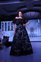 Bhagyashree and Diana Hayden walks the ramp for Mumbai Obstetrics and Gynecological Society Annual Fashion Show 006.JPG