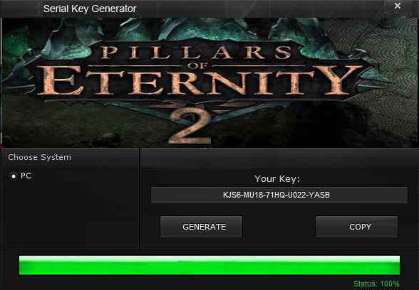 Key Generator For All Games