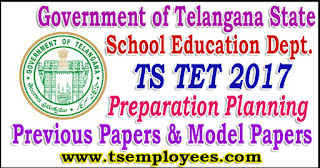 TS TET Paper I Syllabus Model Papers Previous Exam Papers Download
