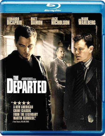 The Departed 2006 Full Movie Dual Audio 450MB 480p