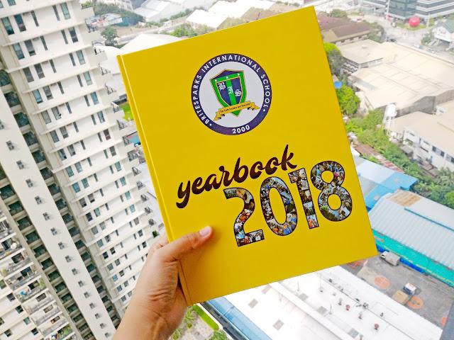 [YEARBOOK] 2018 Britesparks International School