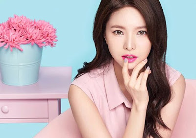 Jei and Cao Lu Fiestar Missha Spring Summer 2016