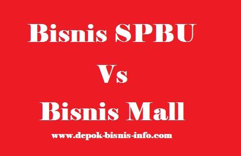 Bisnis, SPBU, Mall, Info