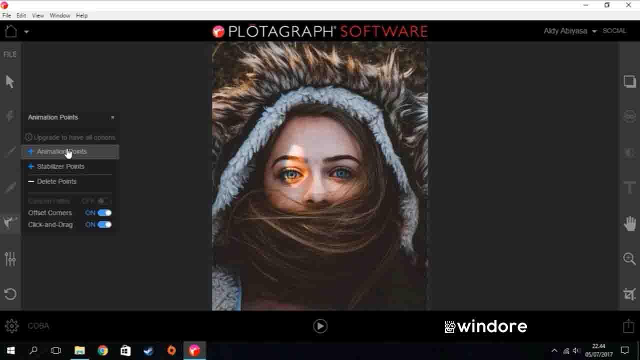 Cara Edit Foto Bergerak dengan Plotagraph Tutorial Lengkap