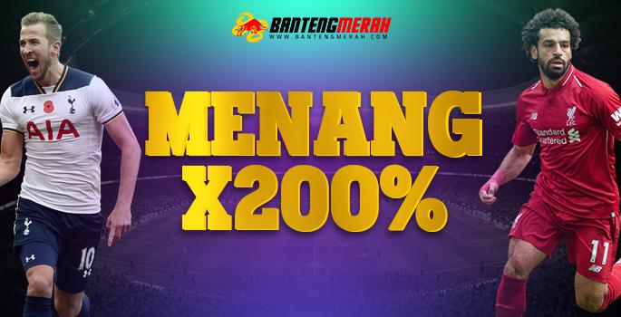 BANTENGMERAH.COM - MENANG X 200%