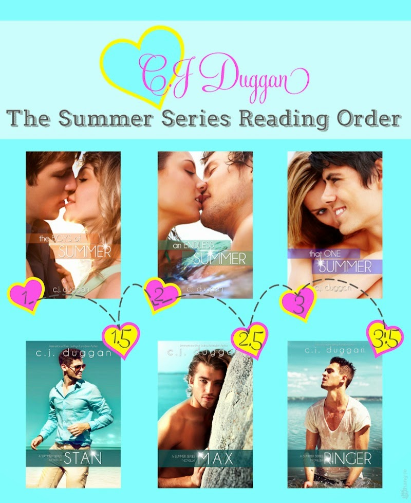 Summer Series Reading Order
