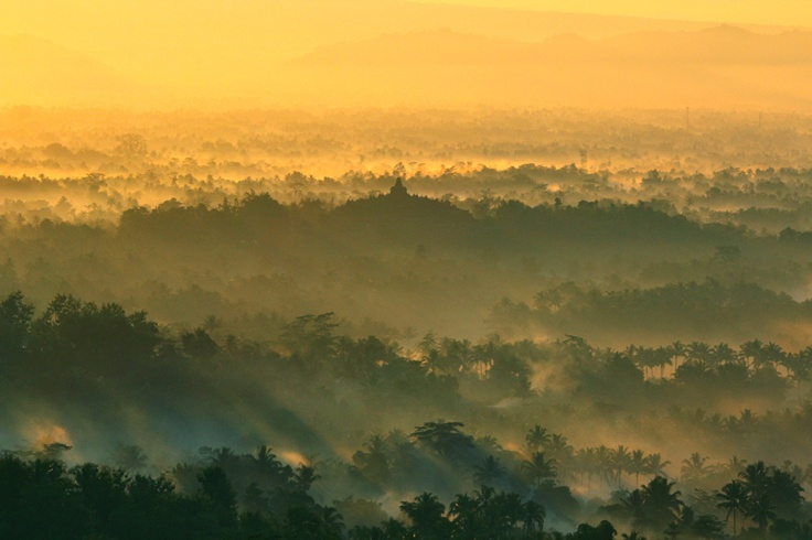 Sunrise Punthuk Setumbu Lokasi Puntuk Setumbu Outing Jogja Paket Outing Wisata Ke Yogyakarta
