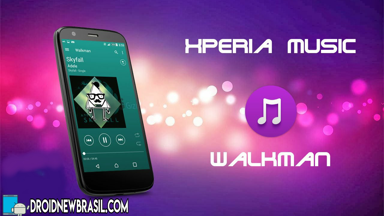 XPERIA Music Walkman 9.3.11.A.0.2 Final Apk Mod