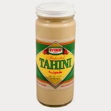 tahini recipes