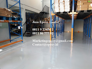 Epoxy Lantai Gudang