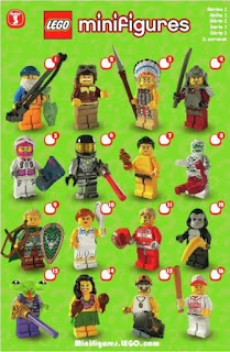 Lego series 3