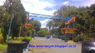 taman wisata bendungan sutami karangkates kolam renang