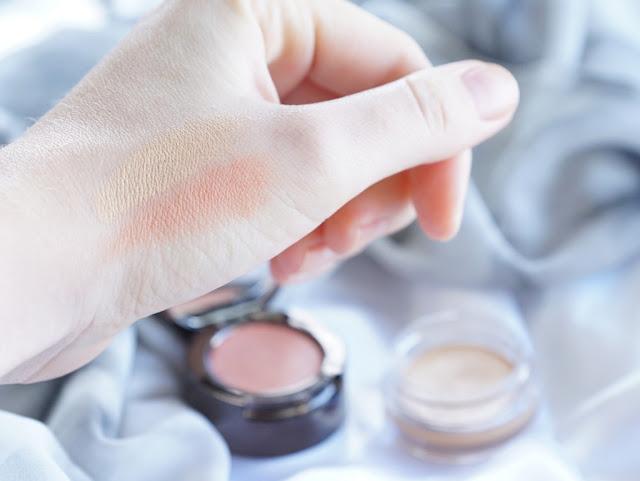 Bodyography medium concealer corrector swatch