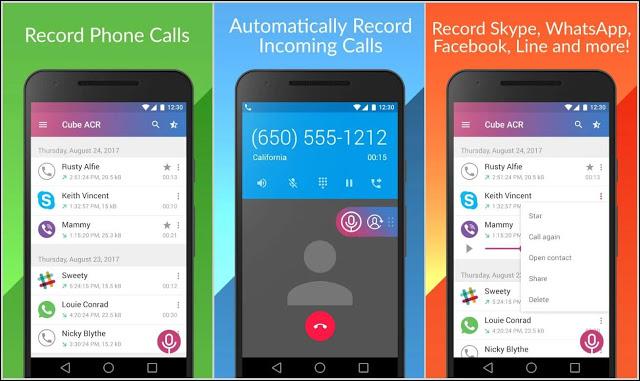 كيفية تسجيل المكالمات الصوتية والفيديو في الواتساب بدون أن يعلم من تتكلم معه