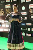 Raai Laxmi in Beautiful Backless Designer Anarkali Gown at IIFA Utsavam Awards 2017  Day 2  Exclusive 64.JPG
