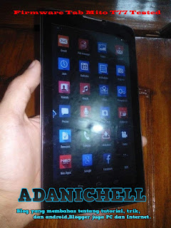 Firmware Tab Mito T77 Tested 100% Work