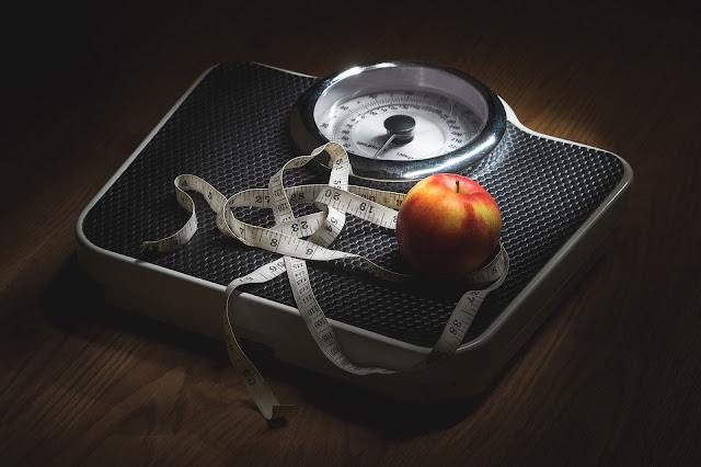 Gewicht-verliert