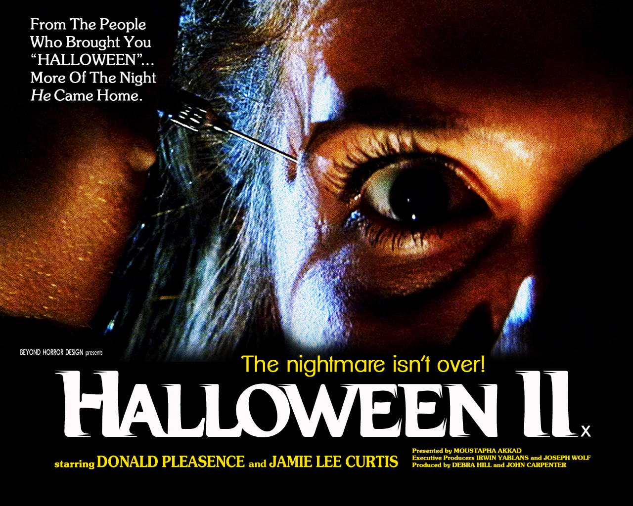 Staystillreviews: Day - 27 Halloween II (1981)