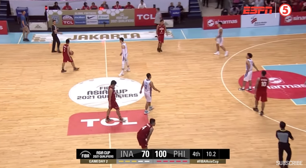 Gilas Pilipinas def. Indonesia, 100-70 (REPLAY VIDEO) 2021 FIBA Asia Cup Qualifiers | February 23