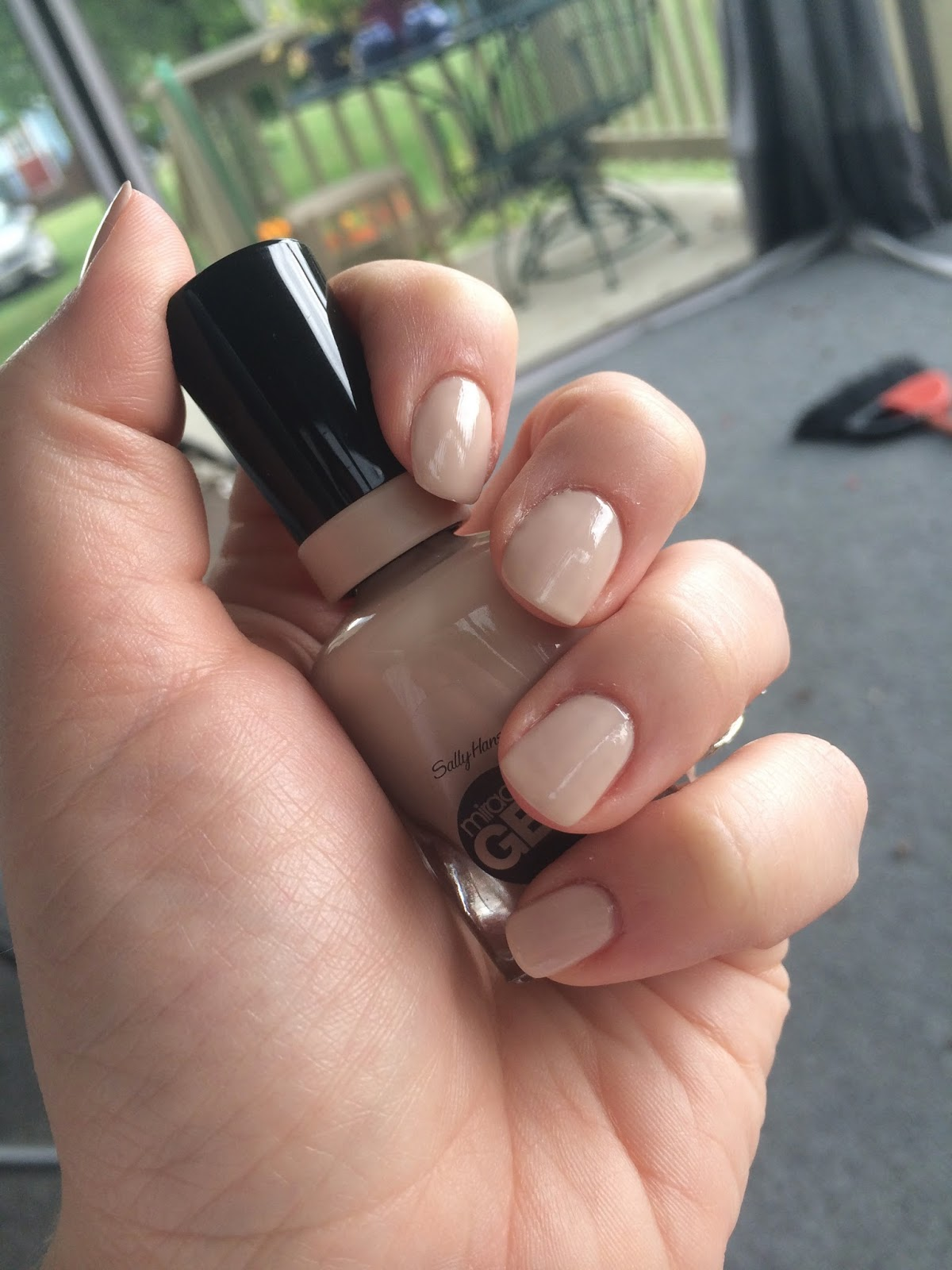 Sally Hansen Miracle Gel - At the Pink of Perfection