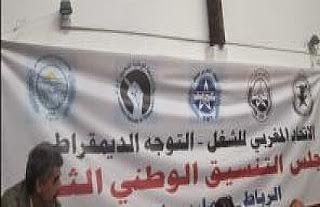 الاتحاد المغربي للشغل / التوجه الديمقراطي