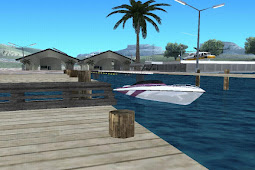 Beach House Island GTA San Andreas