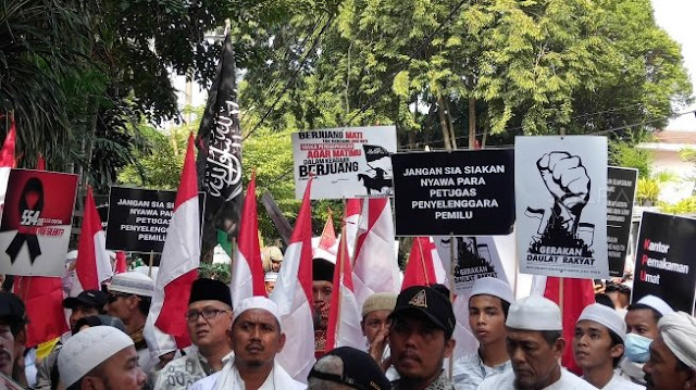 Ormas FUI Sindir Janji Potong Leher La Nyalla Jika Prabowo Menang di Madura