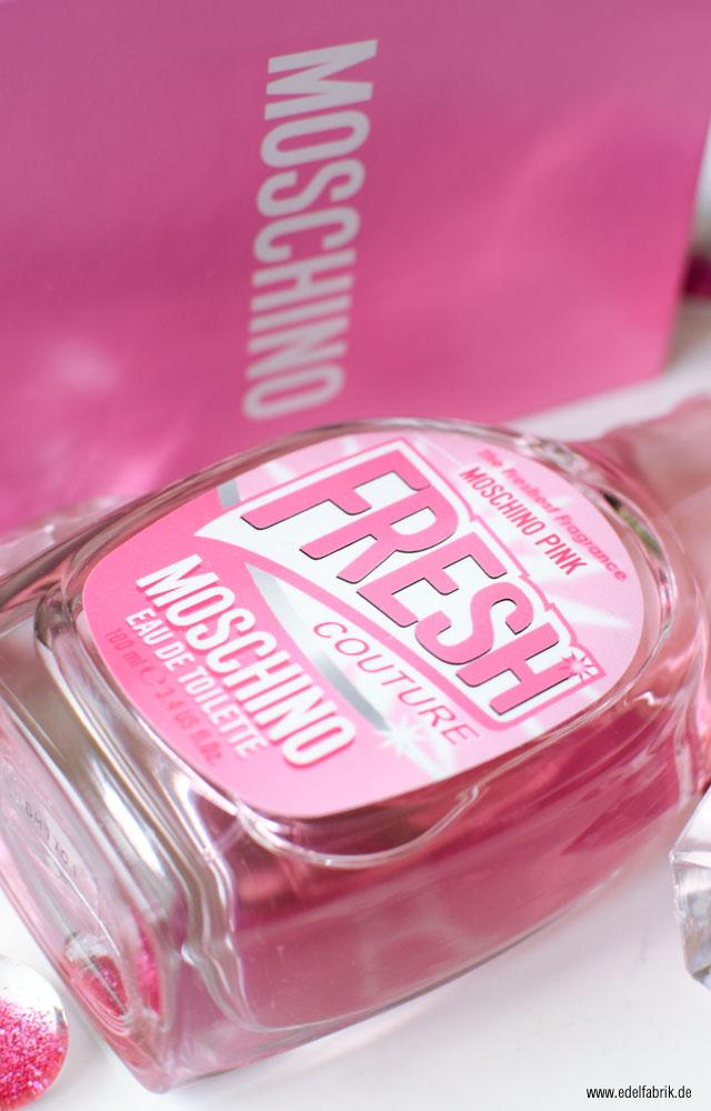 Moschino Pink Couture, Parfum