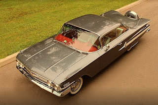 1960 Chevrolet Impala Sports Coupe Top Front