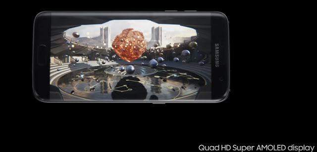 Galaxy S7 Büyük Ekran Keyfi
