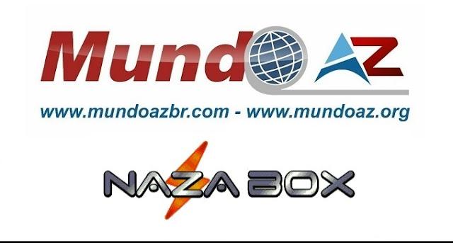 Nova atualização Nazabox X Game melhorias VOD