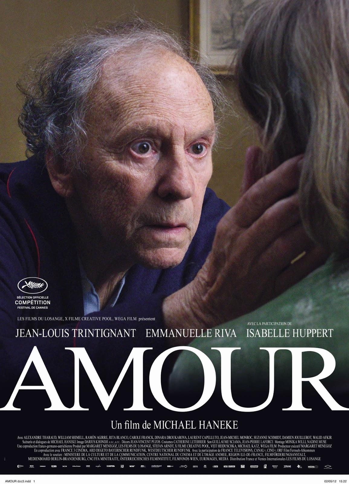 Cine Puro Crítica De Amour Amor