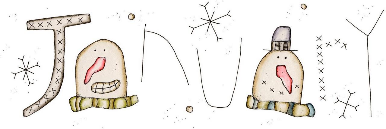 Dibujos de meses en ingles | Imagenes y dibujos para imprimir