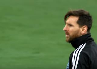 ميسى يعود لتشكيلة الأرجنتين استعداداً لمباراتى فنزويلا والمغرب