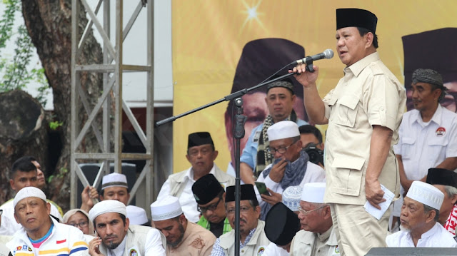 Dua Alasan Prabowo Malas Tampil ke Publik versi PDIP