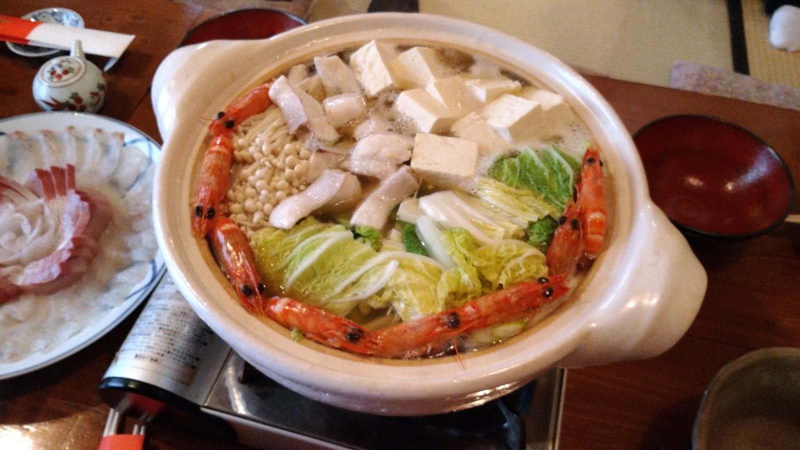 長崎でお正月料理を堪能!