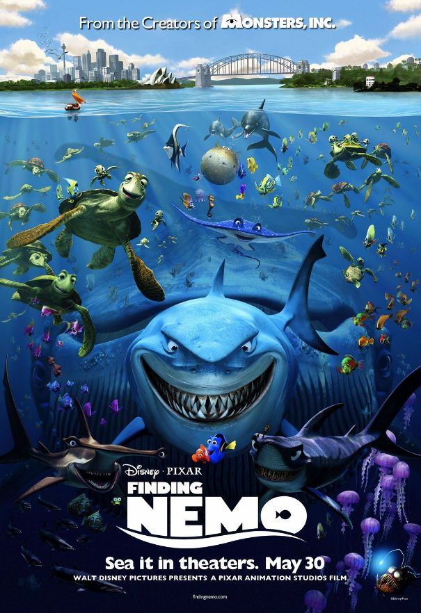 Finding Dory (2016) Movie Download In Hindi Dubbed BrRip 720P