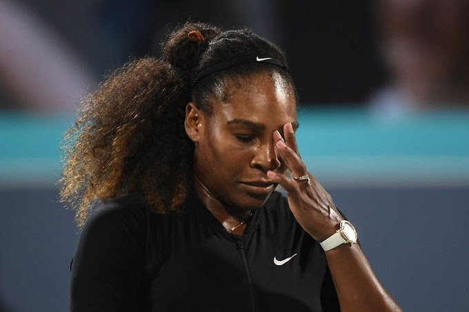 Serena Williams officially withdraws from Australian Open, says she isn't ready yet