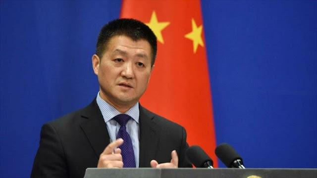 China: Tensión no bajará sin aplicación plena del acuerdo nuclear