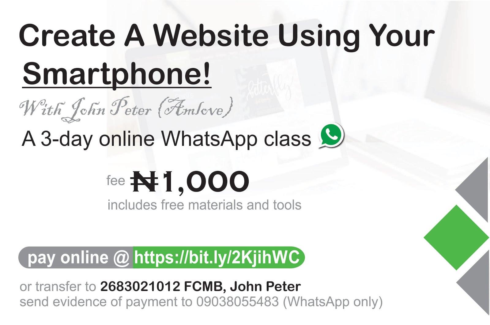 Smart Web Class