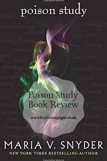 book recommendations, book review, book reviews, fantasy books, fantasy series, maria v Snyder, poison study,