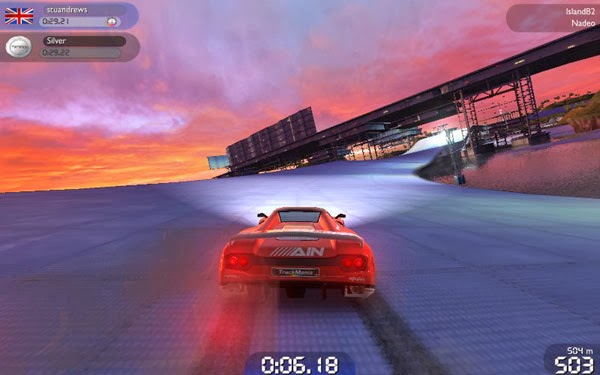 Download trackmania for free.
