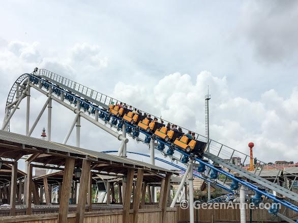 Maceraperest roller coasterına binmiş ben, Vialand İstanbul