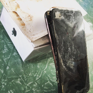 iPhone 7 Join the List on Of Exploded Smartphone
