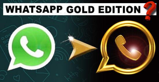 Você recebeu convite do WhatsApp Gold? Cuidado, é golpe!