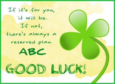 Good Luck Wishes Picture